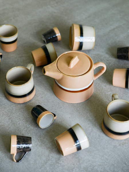 HK Living 70's Teapot Stream