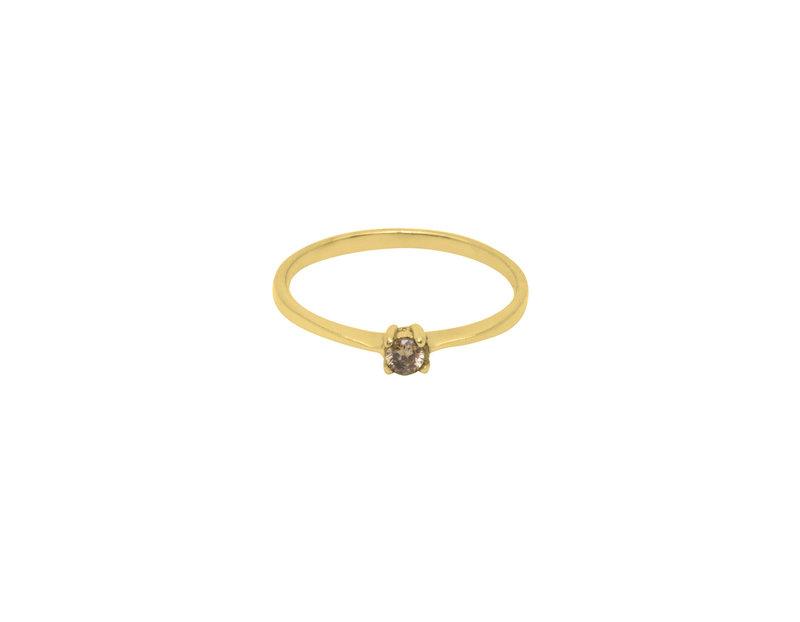 Desert Femme Ring Gold