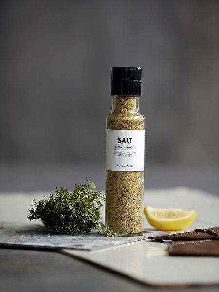 Nicolas Vahe Salt Lemon & Thyme