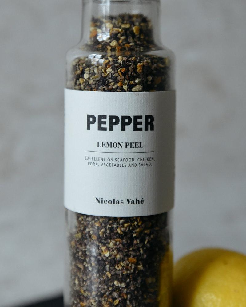 Pepper Lemon Peel