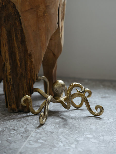Octo Figure Brass Large
