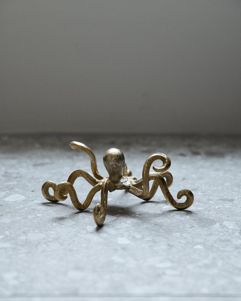 Octo Figure Brass  Small