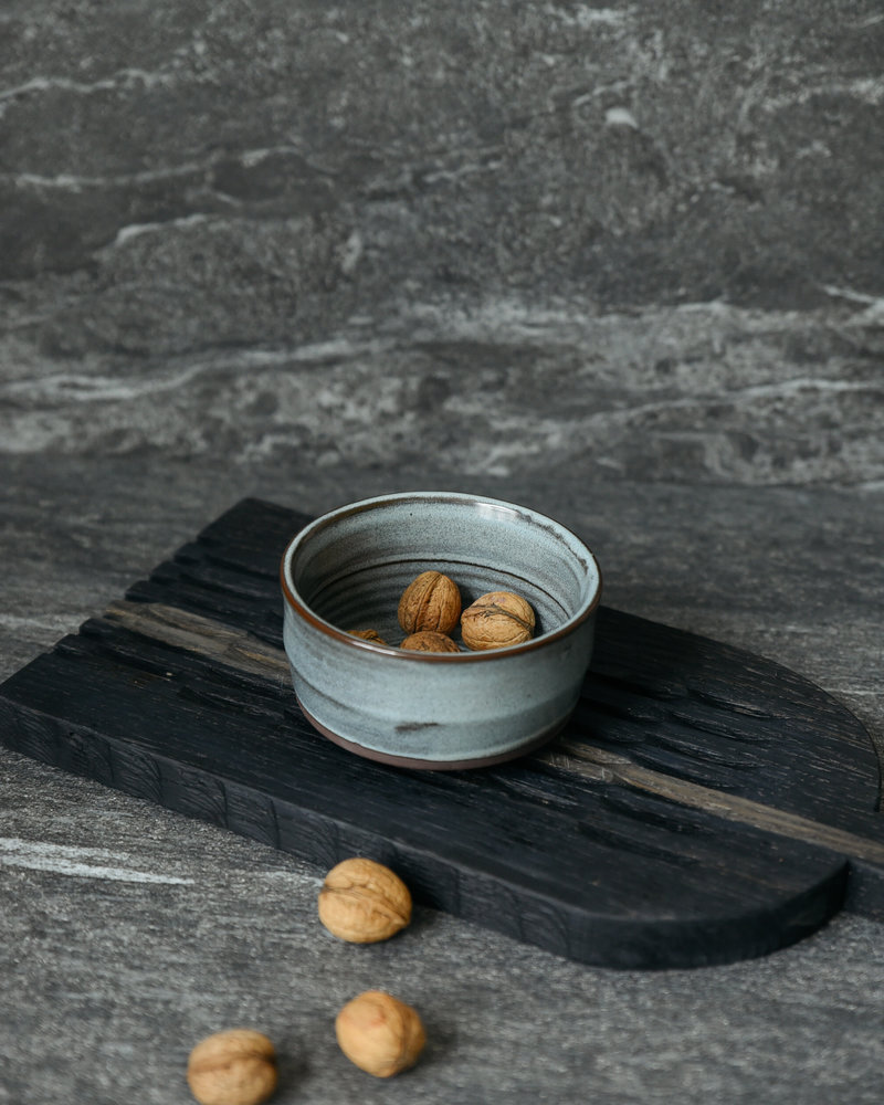 Bowl Green Stoneware