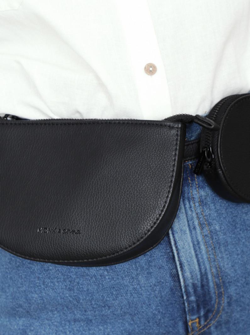 Toho Belt Bag Black