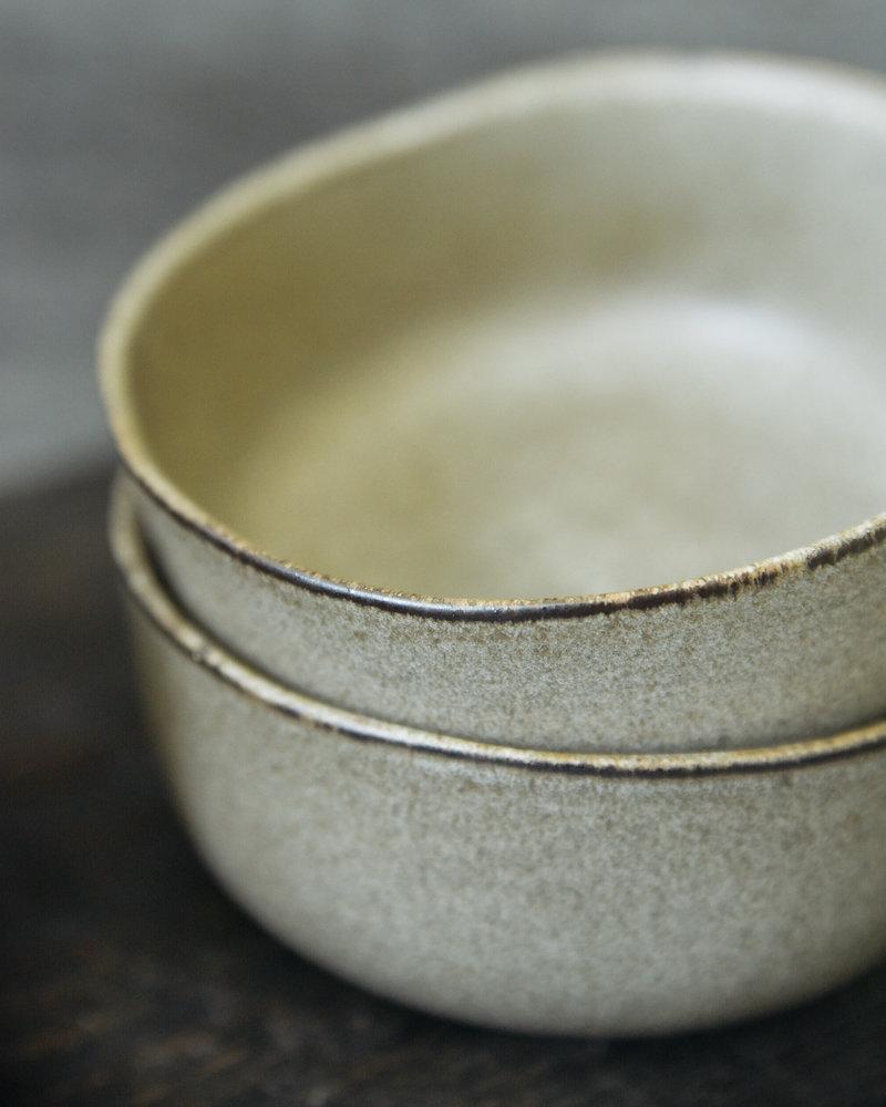 Bowl Matte Grey