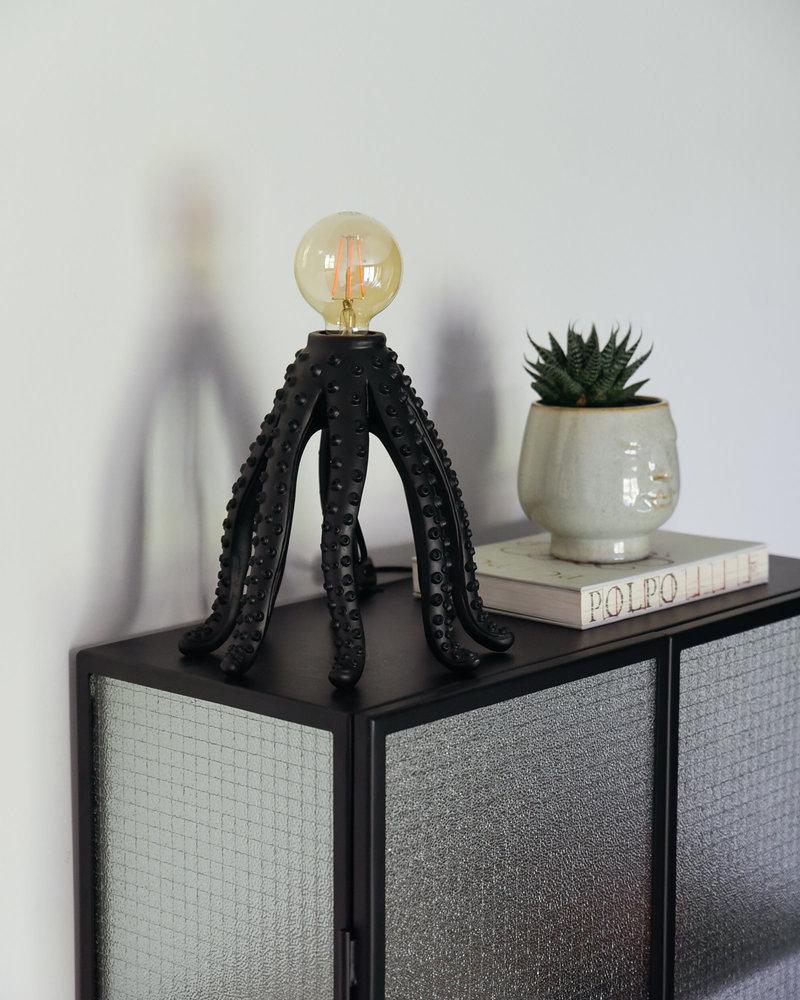 Octo Tablelamp Black