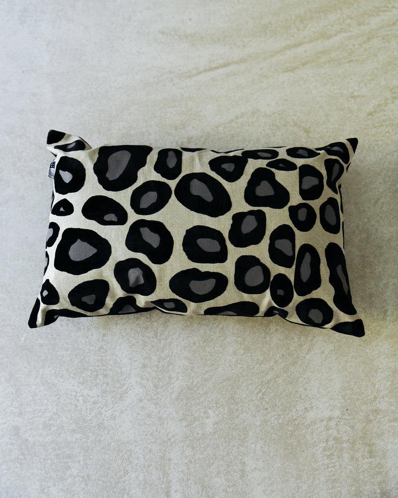 Panther Pattern Cushion