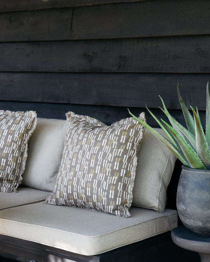 Cushion Cover Cotton Stripes