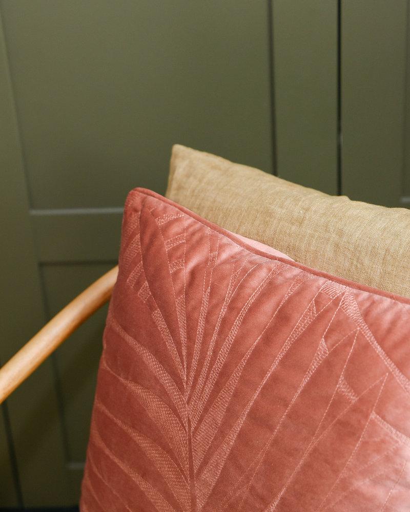 Cushion Velvet Pink