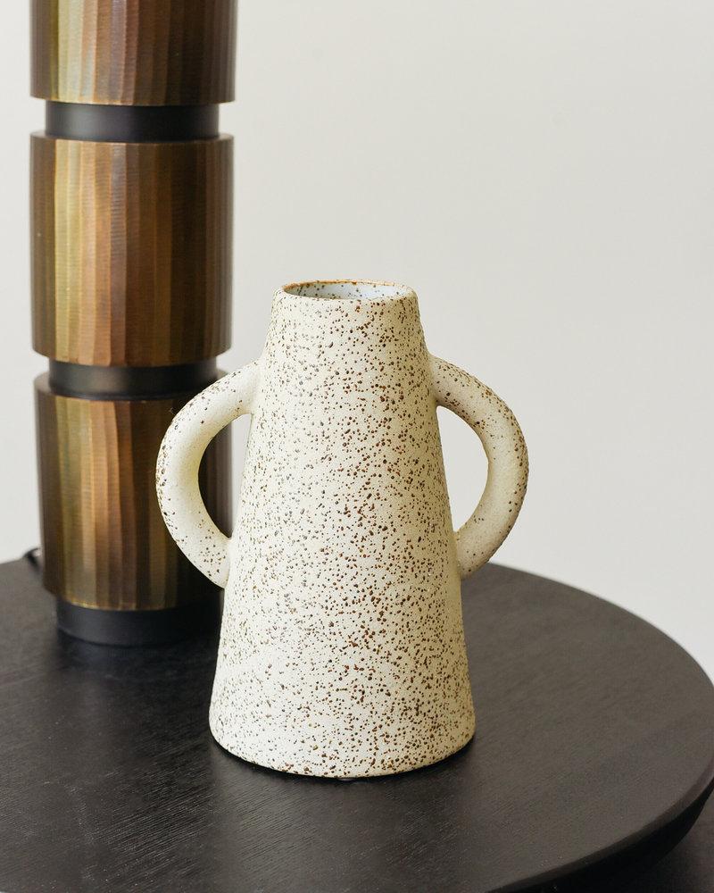 Vase Roux Creme AAR6112CR