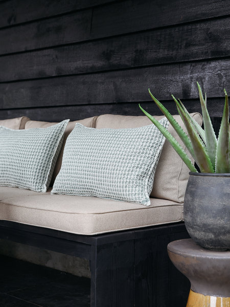 Rut Cushion Green