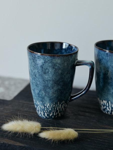 Mug Reactive Blue