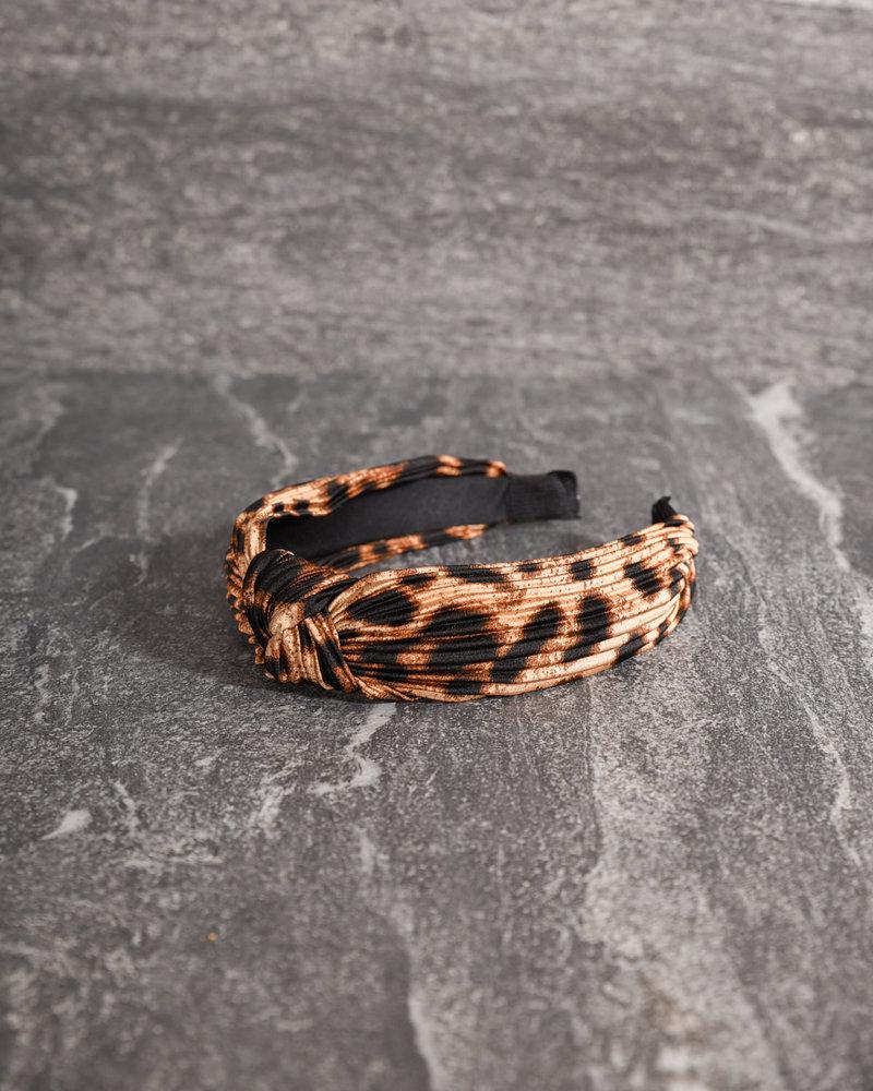 Naja Leopard Headband