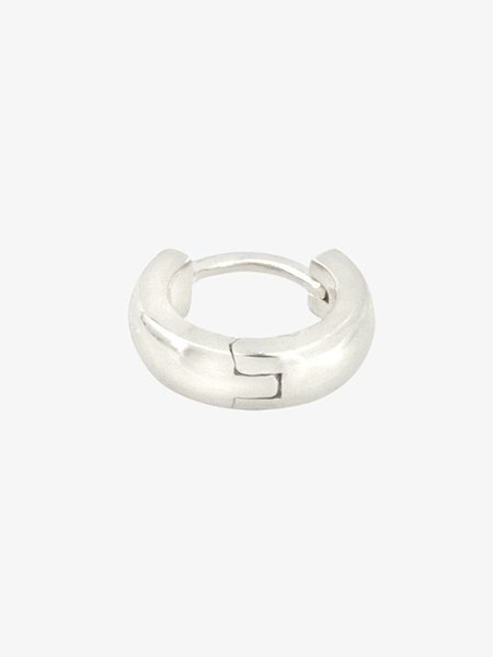 Wild things WT Classic Huggie Silver