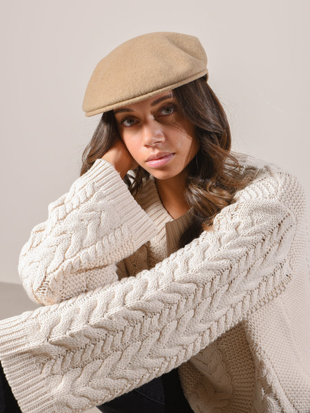 NAKD Cable Knitted Sweater Off White
