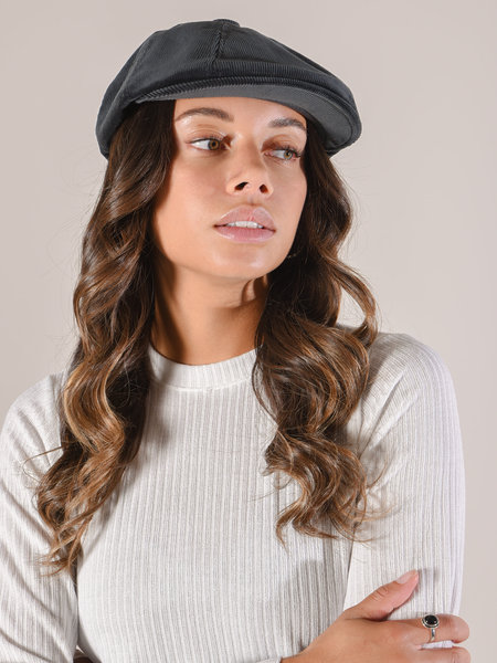 KANGOL Cord Hawker Anthracite