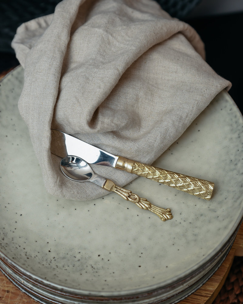 Chameli Butter Knife Gold