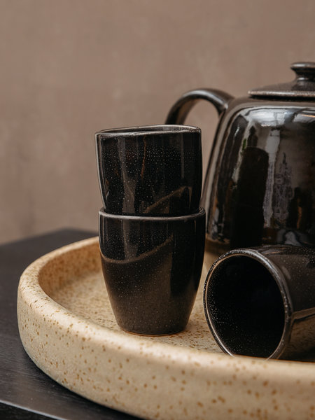 Broste Big Mug Black Coal