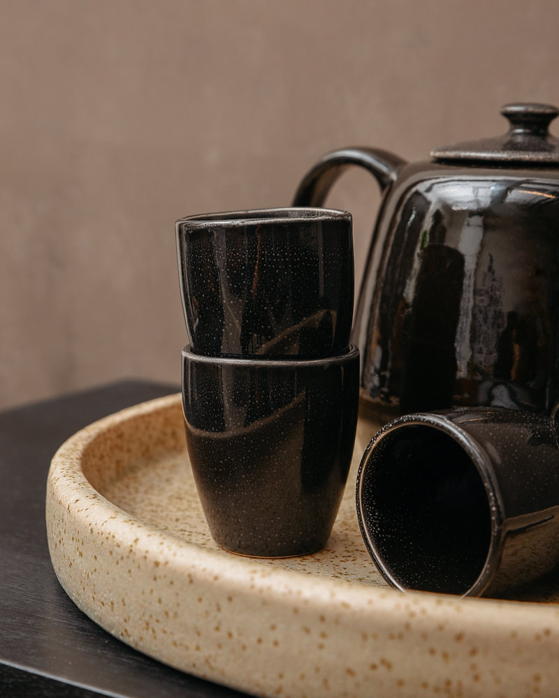 Mug Black Coal Big