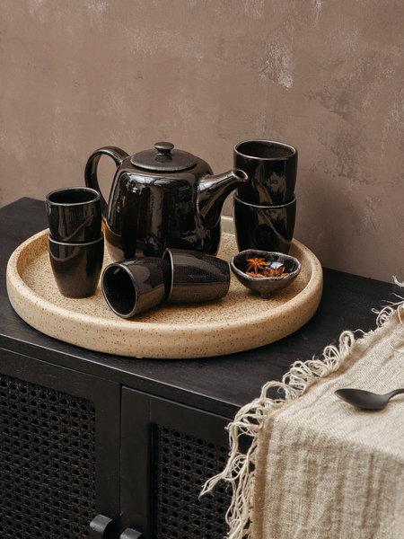 Broste Teapot Black Coal