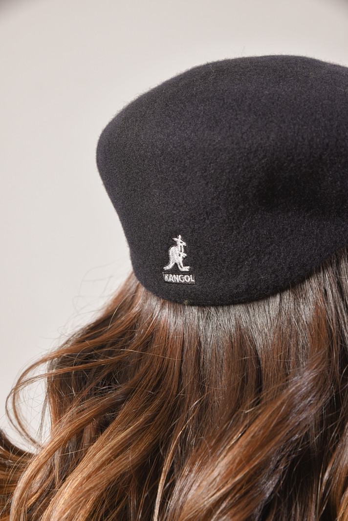 KANGOL Wool 504 Black