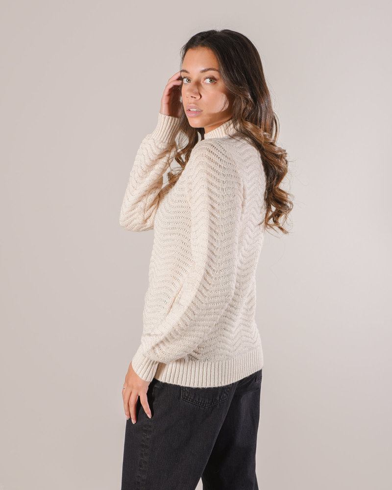 Betricia Knit Pullover Whisper Pink