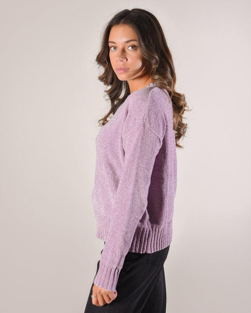 40726a Sweater Lila