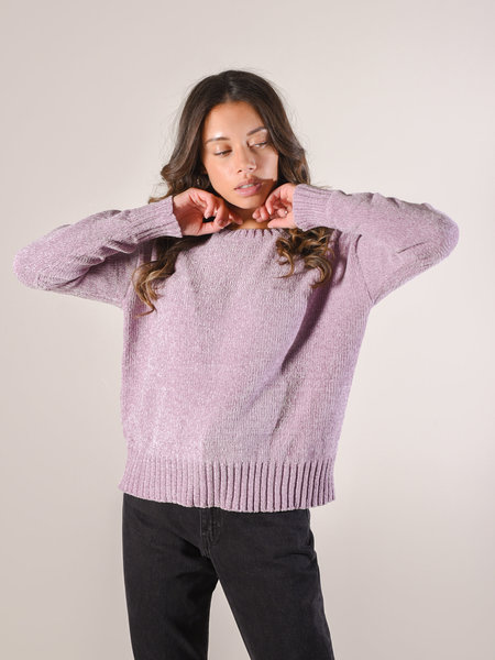 24Colours 40726a Sweater Lila