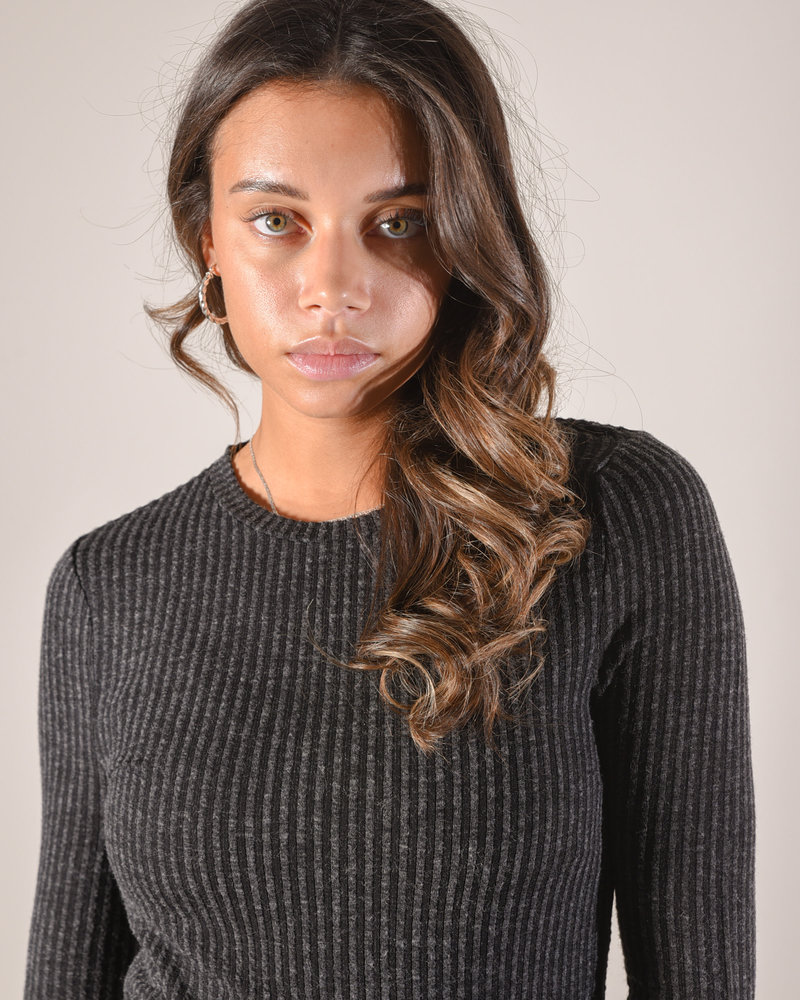 Lucie O-neck Knit DGM