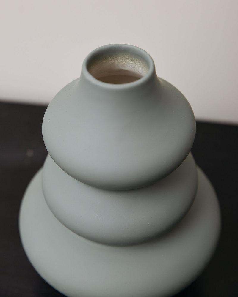Vase Fine Earth Grey