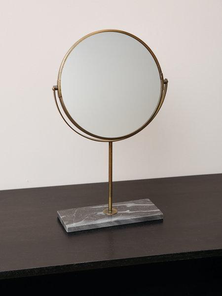 Mirror Grey Marble