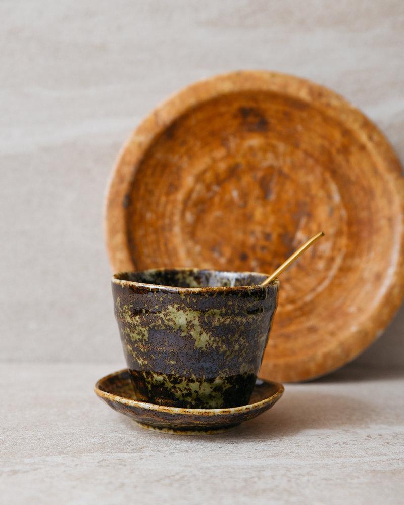 Shinryoku Green Mini Plate