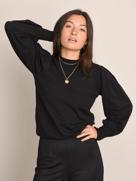 MSCH Talma Helena LS Pullover Black