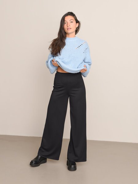 Things I Like Things I Love TILTIL Naomi Trouser Black