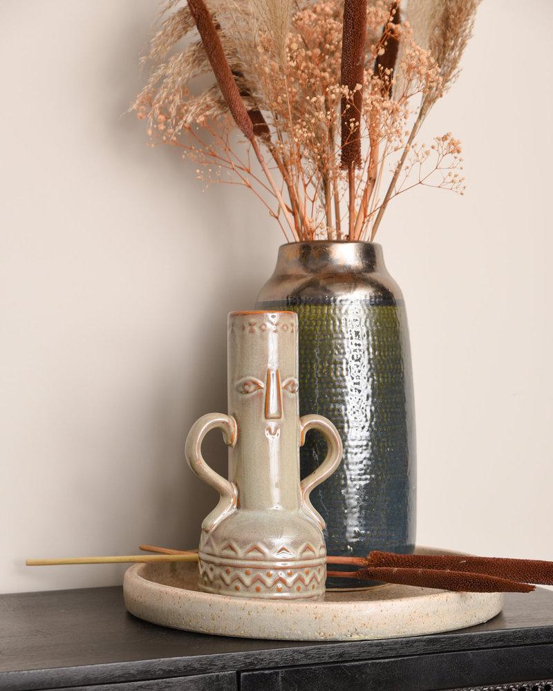 Big Vase Green