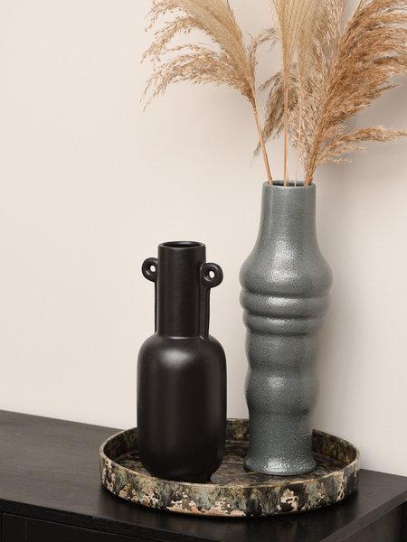 Ear Vase Fine Black