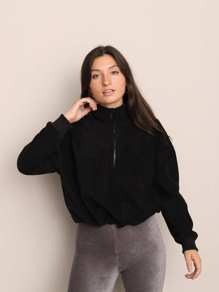 24Colours 50643b Sweater Black