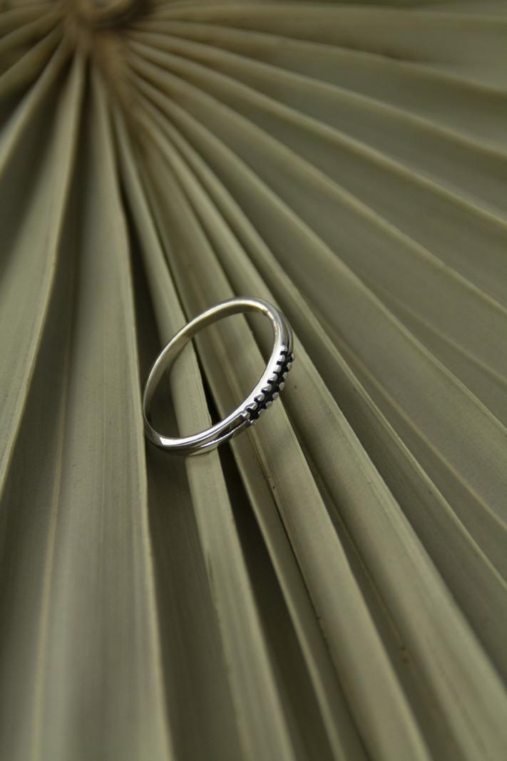 Ribble Silver Ring