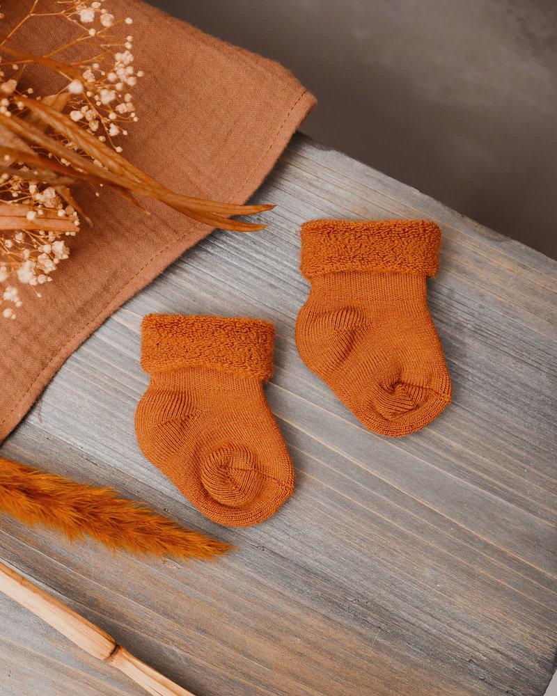 Baby Socks Terry Rust