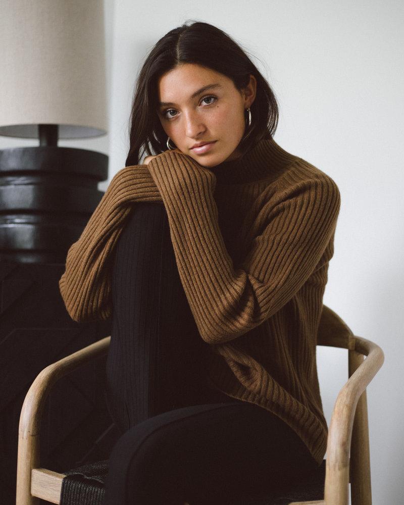 TILTIL Gigi Sweater Brown