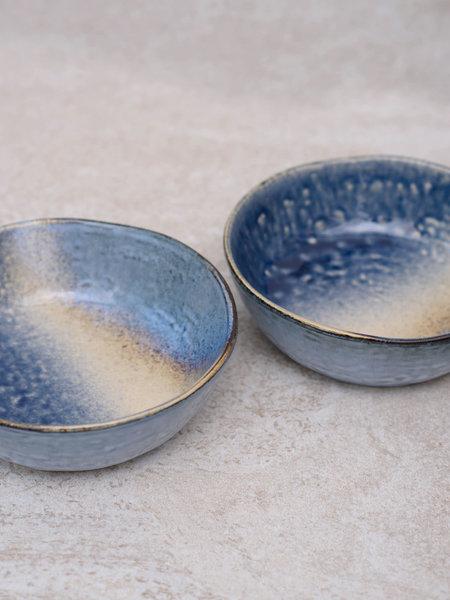 Basik Bowl Ivy Blue