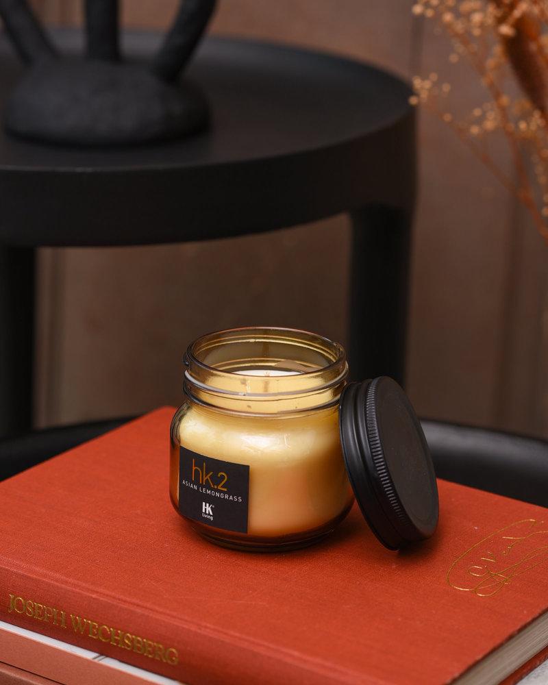 Candle Soy Asian Lemongrass