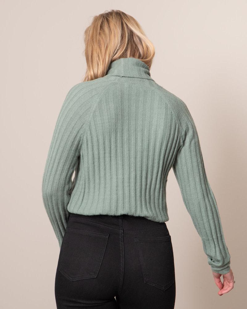 40739b Knit Green