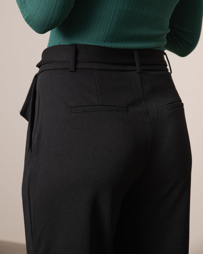 Violi Ankle Pant Black