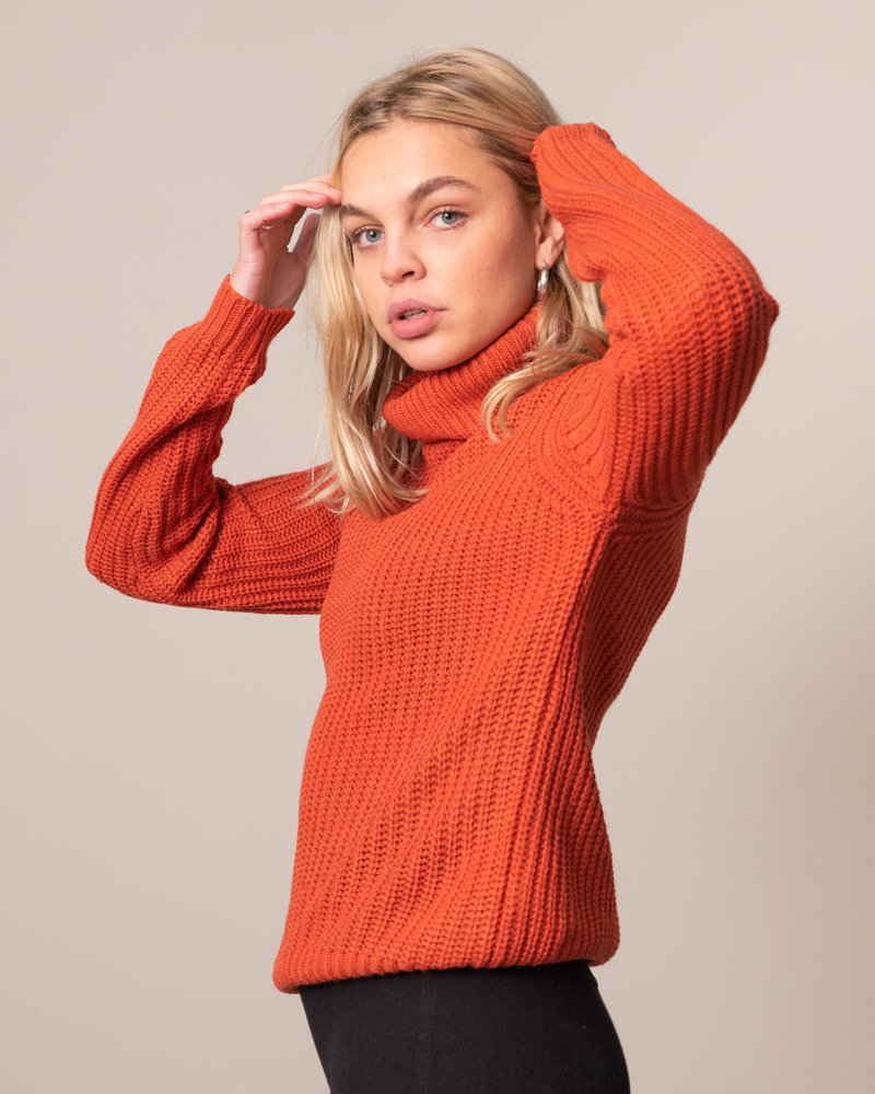 Tinelle Rollneck Rust
