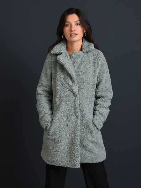 Noisy May Gabi Jacket Slate Grey
