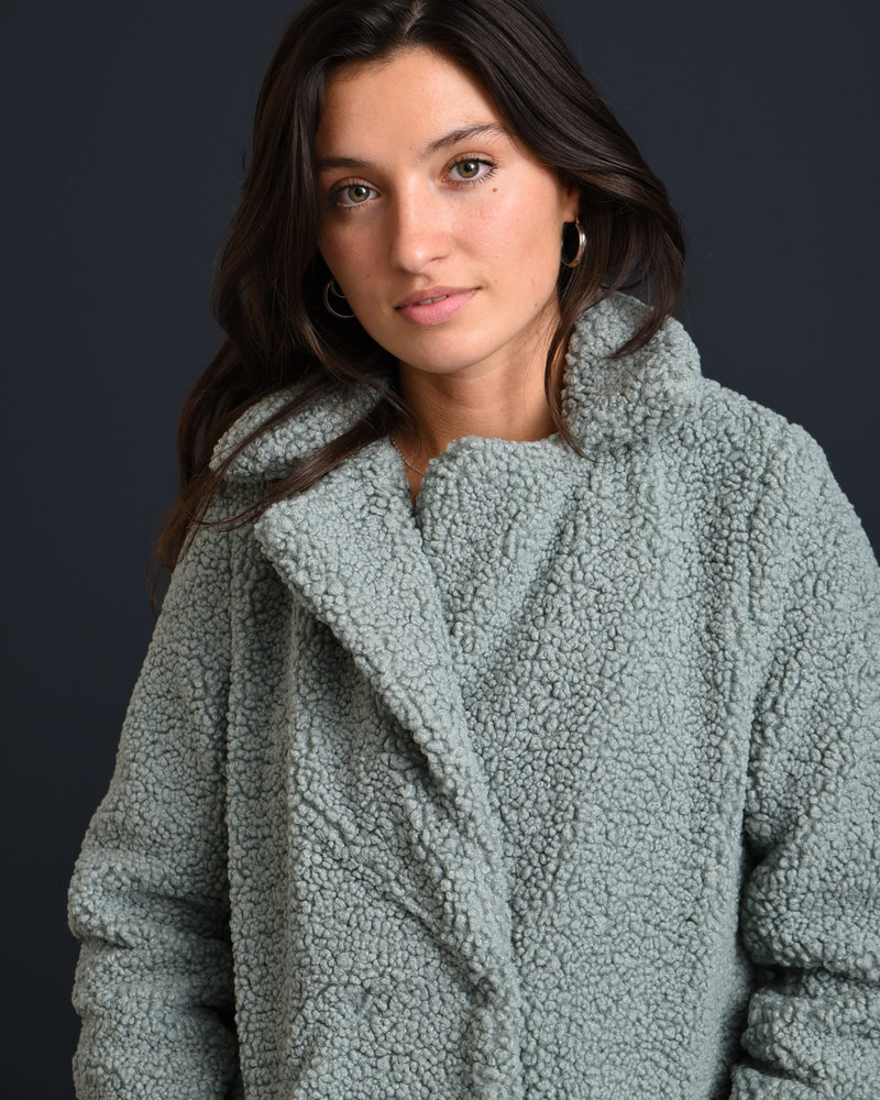 Gabi Jacket Slate Grey