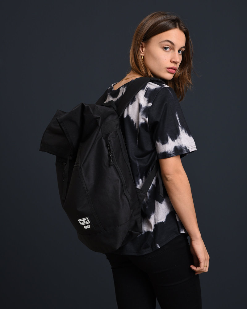 OBEY Conditions Roll Top Bag