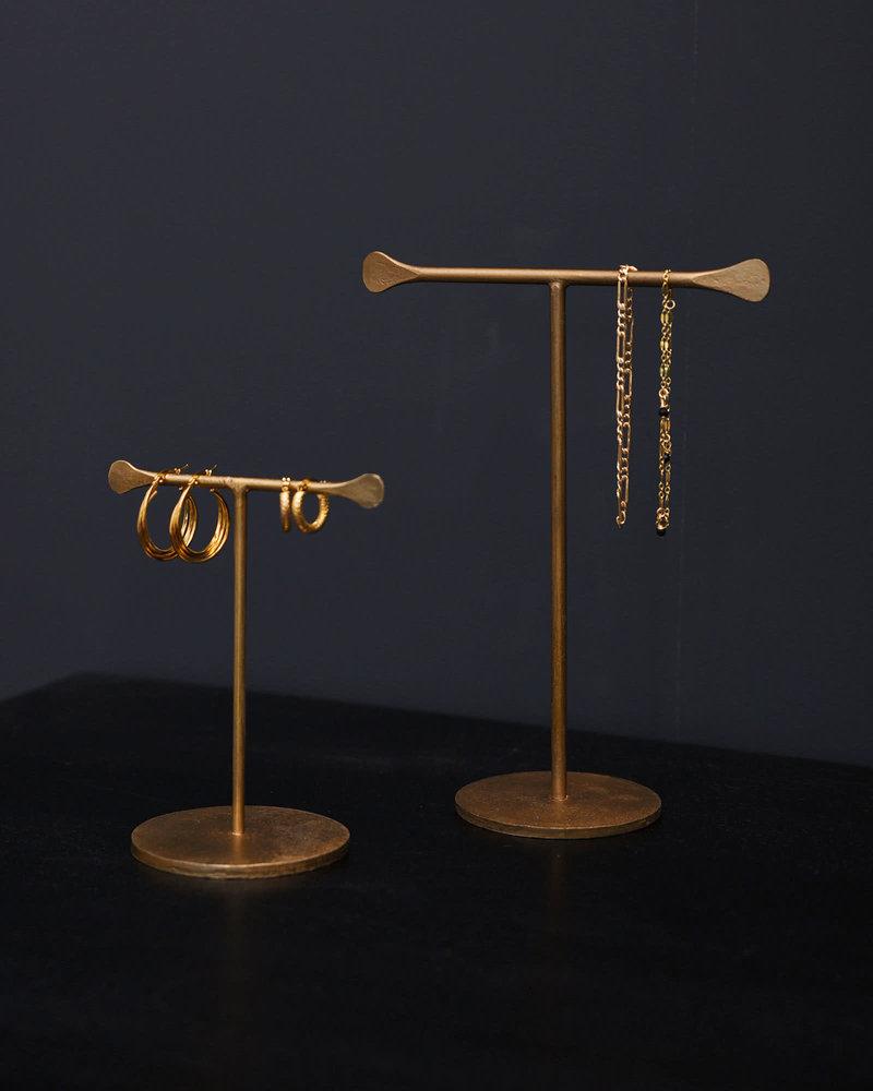 Jewelry Stand Brass