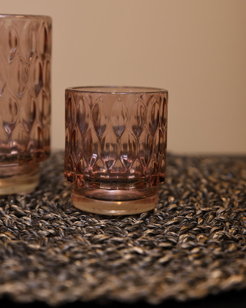 Tealight Grace Old Pink